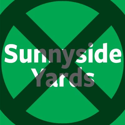 Stop Sunnyside Yards