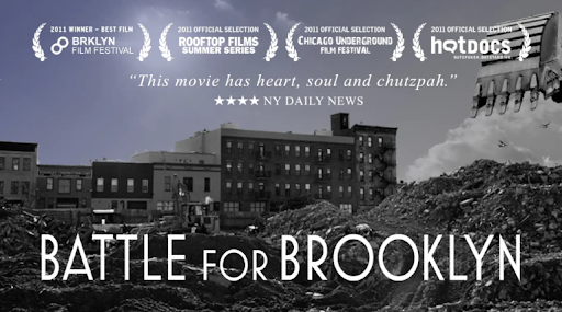 Movie Screening - Battle for Brooklyn